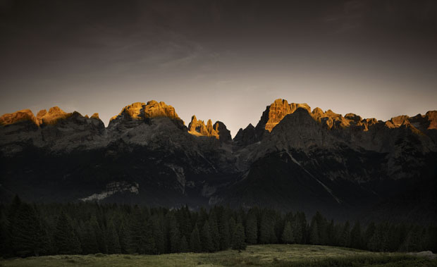 Panorama Brenta