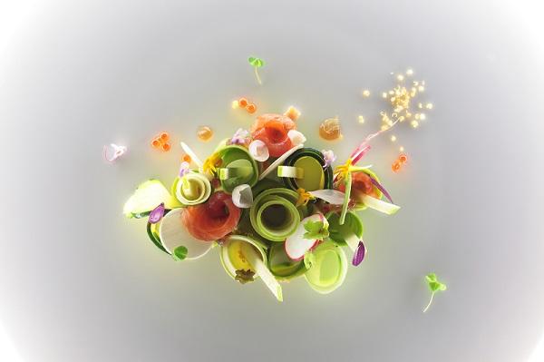 insalata di trota